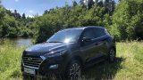 История рок-звезды: видео тест-драйв кроссовера Hyundai Tucson