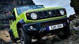 В некоторых странах дни внедорожника Suzuki Jimny сочтены. А в России?
