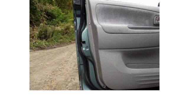 Снятие обшивки двери Mazda MPV