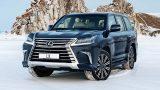Lexus LX опять признан самой выгодной покупкой в «премиуме»