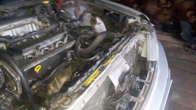 Замена цепи ГРМ Nissan Maxima