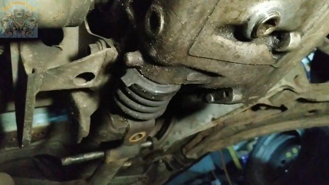 Замена сцепления Nissan Micra