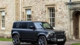 Сколько стоит в России «заряженный» Land Rover Defender