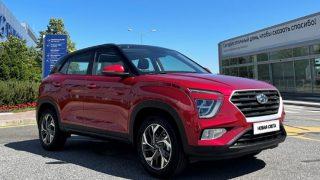 Король идет в атаку: видеообзор Hyundai Creta второго поколения