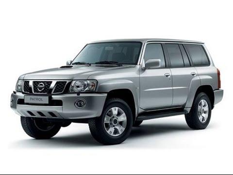 Замена лобового стекла Nissan Patrol