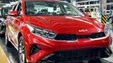 В России началось производство обновленного Kia Cerato