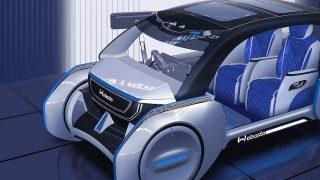 Производитель «печек» и крыш Webasto выпустил собственный автомобиль