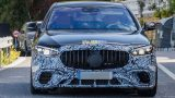Mercedes-Benz готовит AMG-версию флагманского S-класса